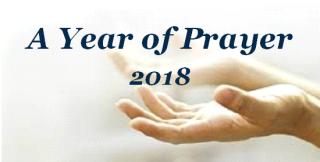 A Year of Prayer 2018